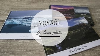 Test livres photos