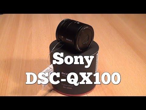 Test Sony DSC-QX100 - Kamera für's Handy (Caulius probiert es aus - deutsch)