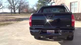 HD VIDEO 2010 CHEVROLET AVALANCHE LTZ 4X4 BLACK FOR SALE SEE WWW SUNSETMOTORS COM