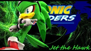 SONIC RIDERS All Cutscenes (Babylon Story) Game Movie 1080p HD 60 FPS