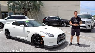 Is this 2012 Nissan GTR the ULTIMATE used supercar BARGAIN?