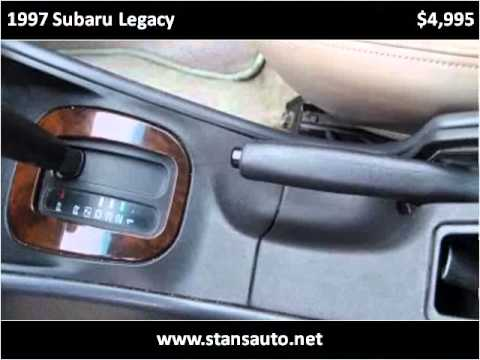 1997 Subaru Legacy Used Cars York PA