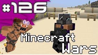 Minecraft Wars - Miniguns! #126