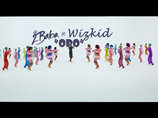 2Baba ft Wizkid - Opo (Official Video)