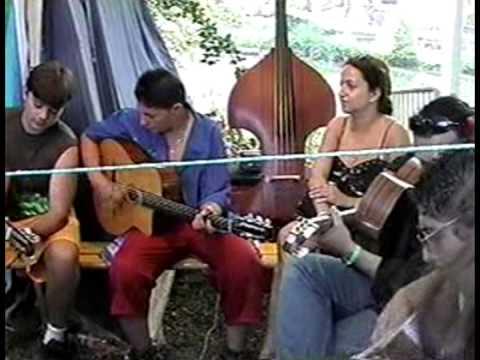 Boeufs au Festival Django Reinhardt - Samois 2005