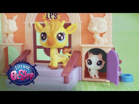 Littlest Pet Shop - 'Splash Bar Party & Sweet School Day Sets' Official TV Commercial