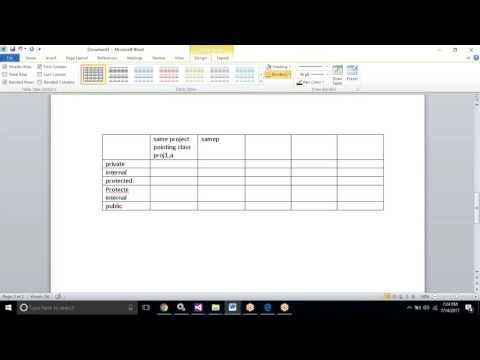 Multiple Inheritance,Explicit Interface Implementation,Access Specifiers,Partial Class