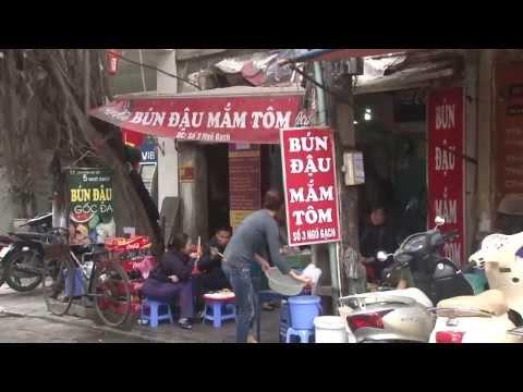 Hanoi, Vietnam Old Quarter walking tour