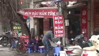 Hanoi, Vietnam Old Quarter walking tour