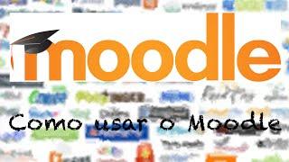 Como usar o Moodle