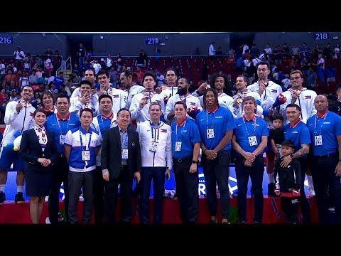 Men's Basketball Awarding | 2019 SEA Games