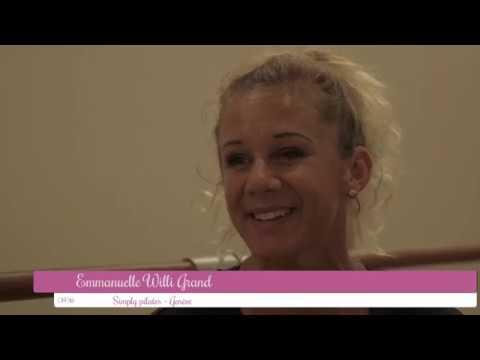 Digital Romandie - Vidéo Témoignage de Simply Pilates à Genève