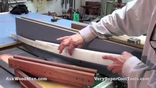 Diy Building A Table Saw Tenoning Jig - 2 Of 12