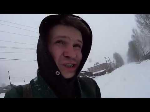 ничего себе поездочка Пермь - Чермоз 22.04.2018.