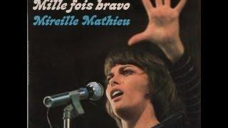 Mireille Mathieu Mille fois Bravo (1971)