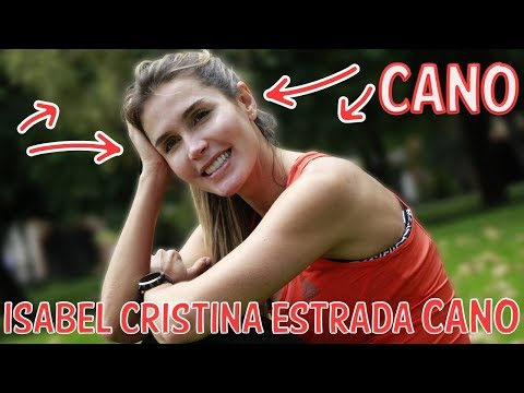 ACLARACIÓN‼️- Isabel Cristina Estrada ➡️CANO⬅️