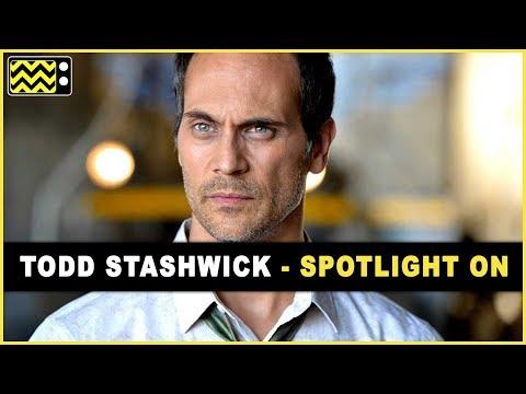 Todd Stashwick Interview | AfterBuzz TV's Spotlight On