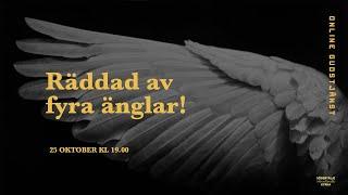 """""""Räddad av fyra änglar"""" - Online Gudstjänst"""