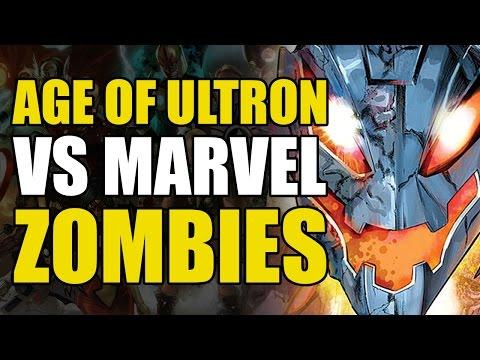 Secret Wars 2015: Age of Ultron vs Marvel Zombies