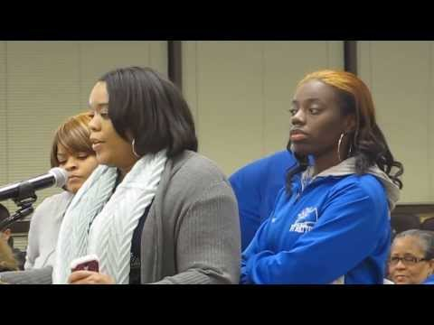 Parents, Students Speak Out Against Termination of Proviso East Head Cheerleading Coach