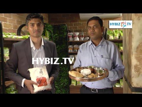 Jivati Organic Veg Restaurant Launched at Jubilee Hills Hyderabad | hybiz