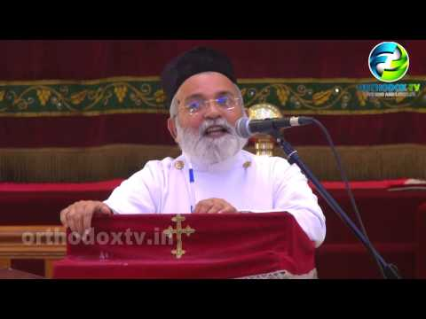 Speech by Rev. Fr. O Thomas about Family Values-Part -1- Orthodox TV