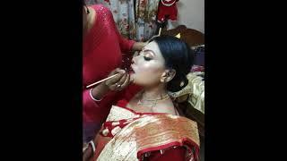 Beautiful Bride Monalisa Wedding Photo Shoot Collection 1