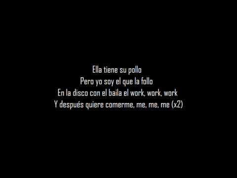 Sech x Justin Quiles - Tu Pollo -Letra