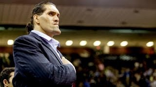 In his native language, Punjabi, The Great Khali talks about becoming a U.S. Citizen .