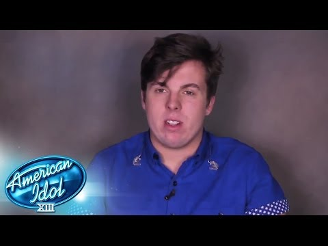 Alex Preston: Top 4 Finalist Diaries - AMERICAN IDOL SEASON XIII