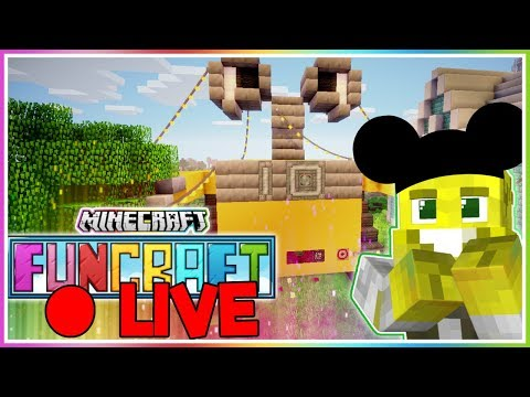 Collecting NEW Disney Pets & Hats LIVE! - Funcraft