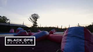 Black Ops Paintball 2016 - Bird's Eye View