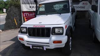 Mahindra Vehicles in the Philippines