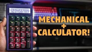 Ducky Pocket VIP Edition  RGB Mechanical Calculator + Numpad - Review & Unboxing
