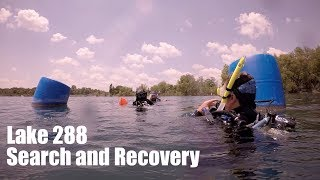 Lake 288 Search and Recovery