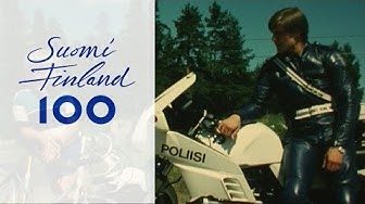 Suomi100: Moottoripyöräpoliisi (1985)