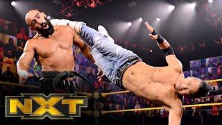 Kushida vs. Arturo Ruas: WWE NXT, Nov. 18, 2020