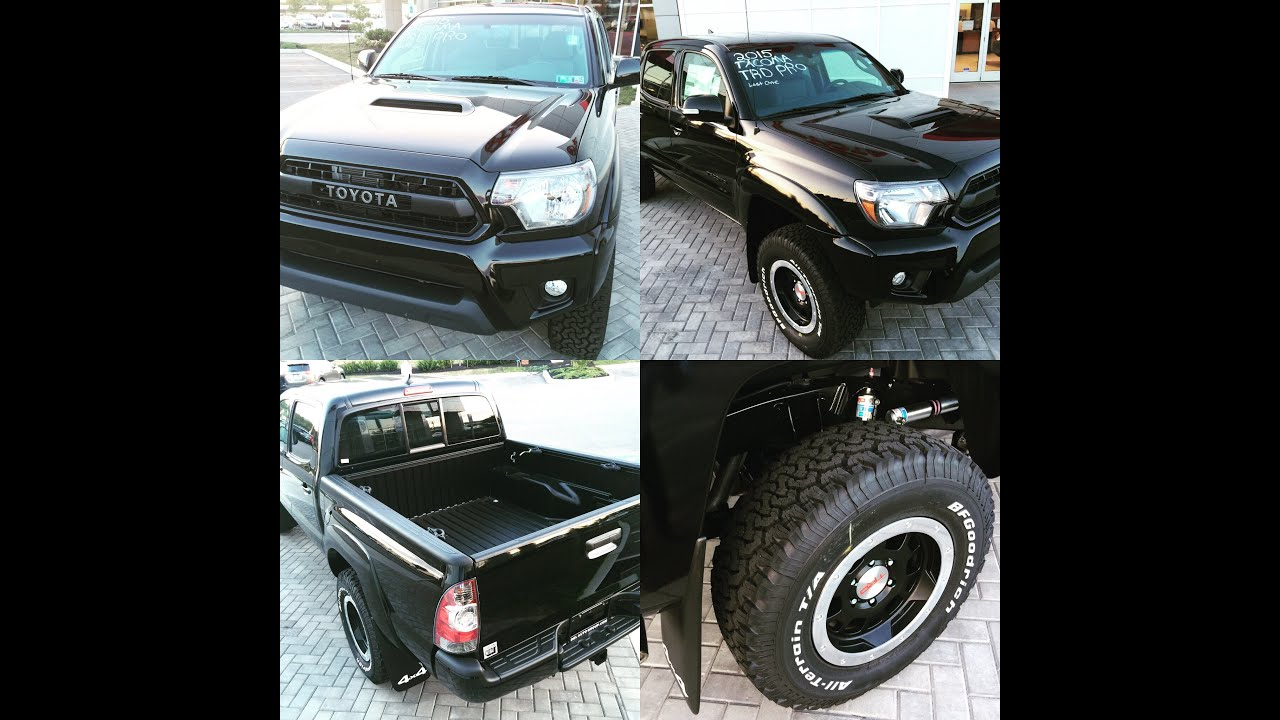 quarter cars in first pro front three drive toyota trend motor trd tundra tacoma motion