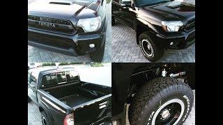 Rare 2015 Tacoma TRD PRO Double Cab at DEL Toyota