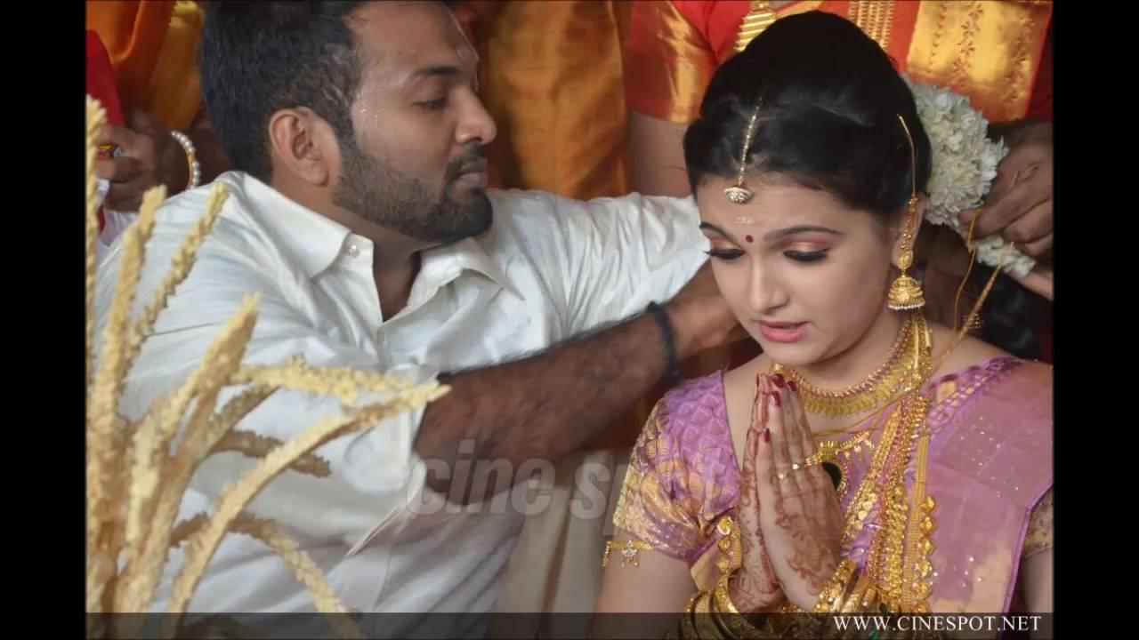 Saranya Mohan Wedding 2