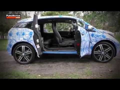 BMW i3 Test Drive - Prueba de manejo Puro Motor