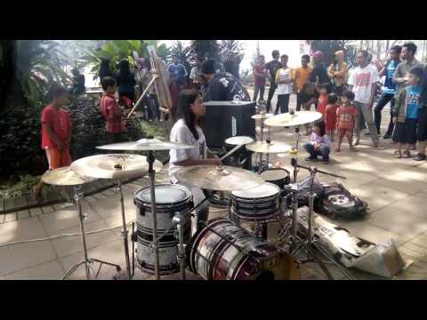 Drum Cover Remember Of Today - Pergi Hilang Dan Lupakan