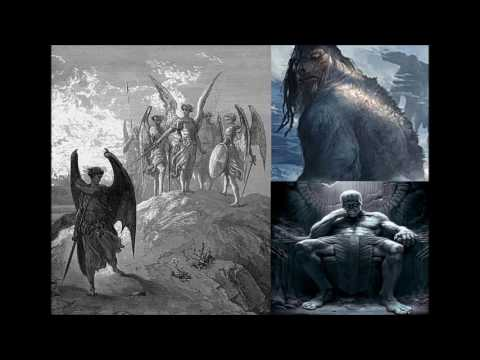 Who Are The Nephilim & The Sons of God ? - David Sielaff