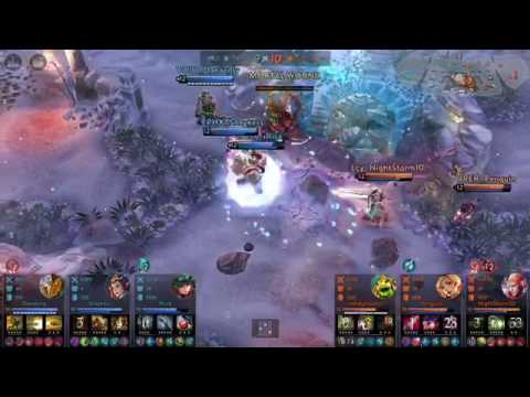 Vainglory Blitz Mode