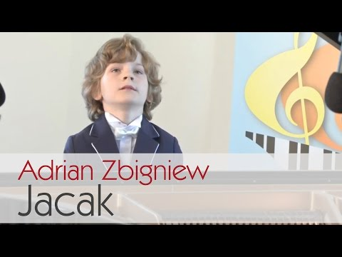 Adrian Zbigniew Jacak - The 23rd International Fryderyk Chopin Piano Competition