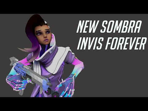 Invisible forever! Sombra 2.0 Gameplay