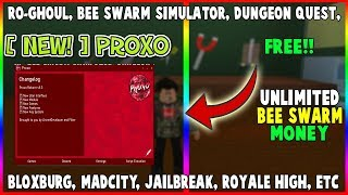 NEW ROBLOX EXPLOIT! - PROXO REWRITE! [ GAME CMD!, UNIQUE UI,