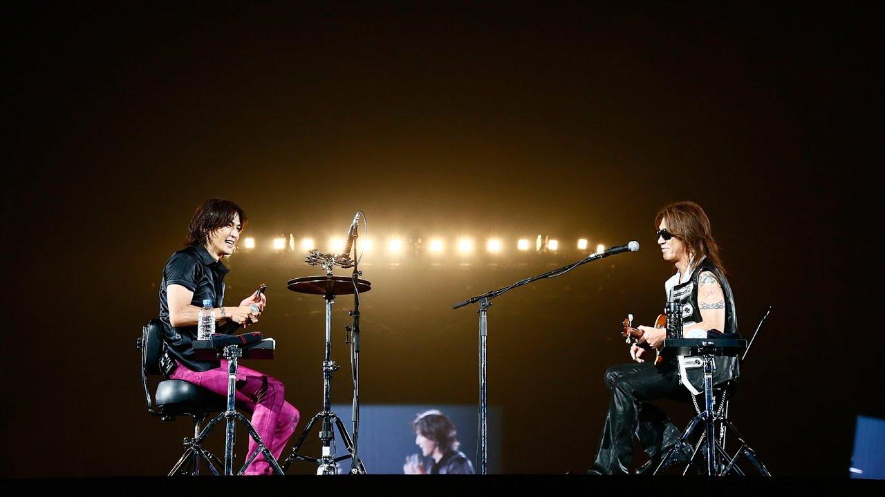 Bz / DVD & Blu-ray「Bz LIVE-GYM 2015 -EPIC NIGHT-」TEASER