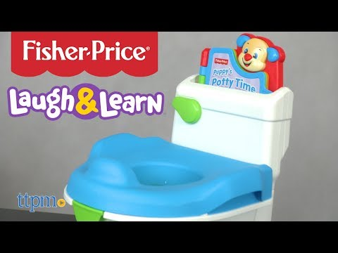 Laugh & Learn Learn With Puppy Potty From Fisher-Price