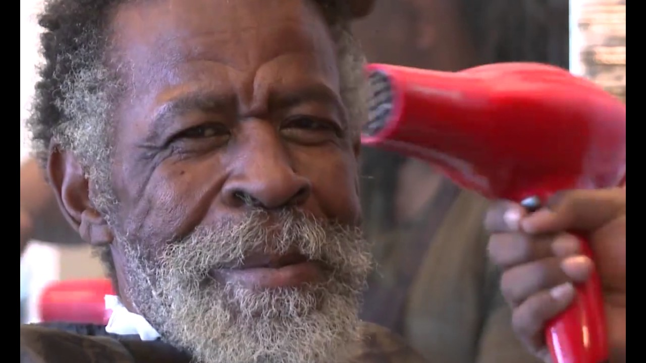 A Simple Makeover Changes How People Treat 70-yr-old Homeless man